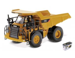 Diecast Master DM85261 CAT 772 OFF-HIGHWAY TRUCK 1:87 Modellino