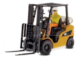 Diecast Master DM85223 CAT P5000 LIFT TRUCK 1:25 Modellino