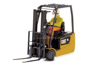 Diecast Master DM85504 CAT EP16(C)PNY LIFT TRUCK 1:25 Modellino