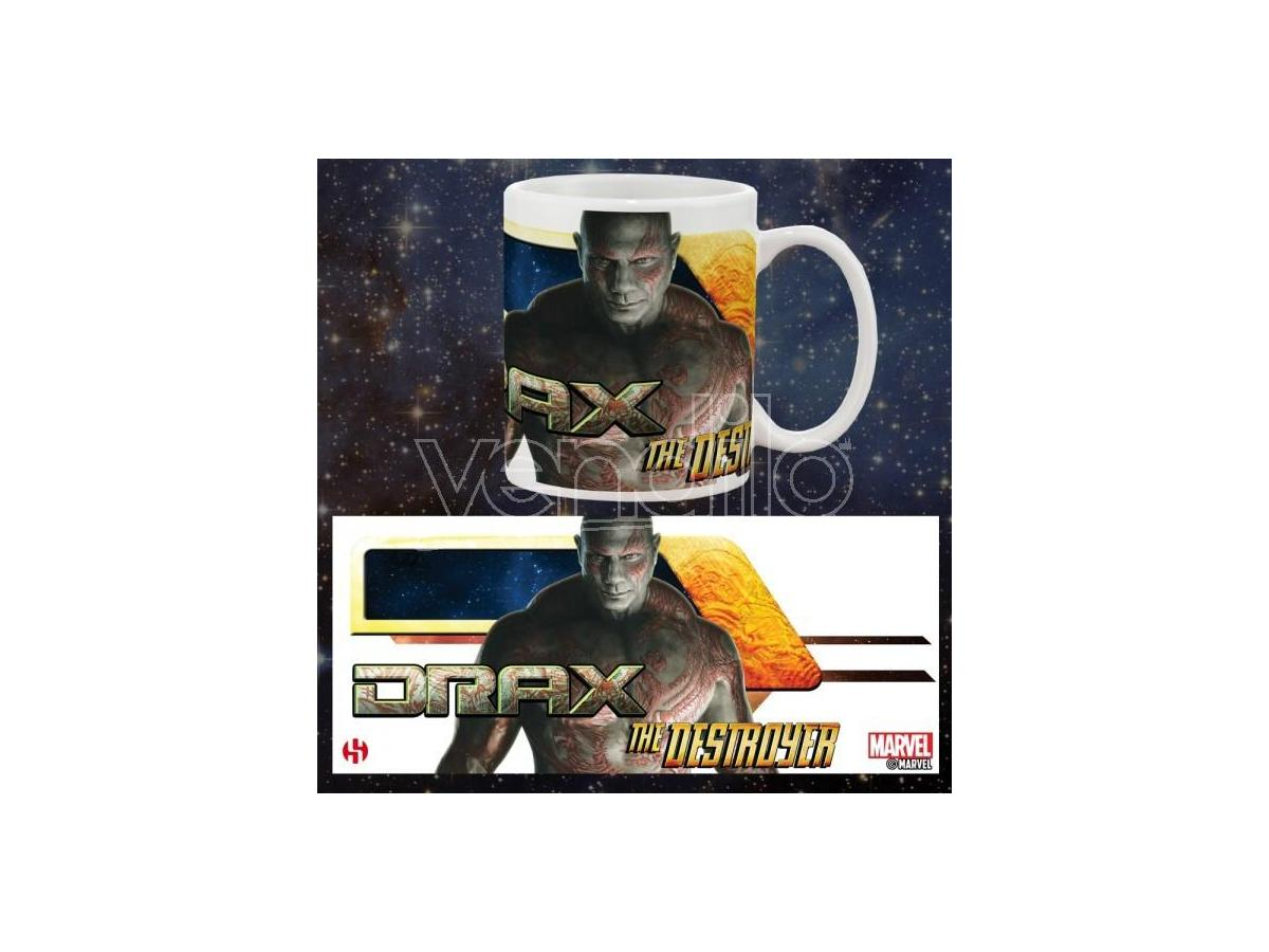 SEMIC GUARDIANS O/T GALAXY DRAX MUG TAZZA