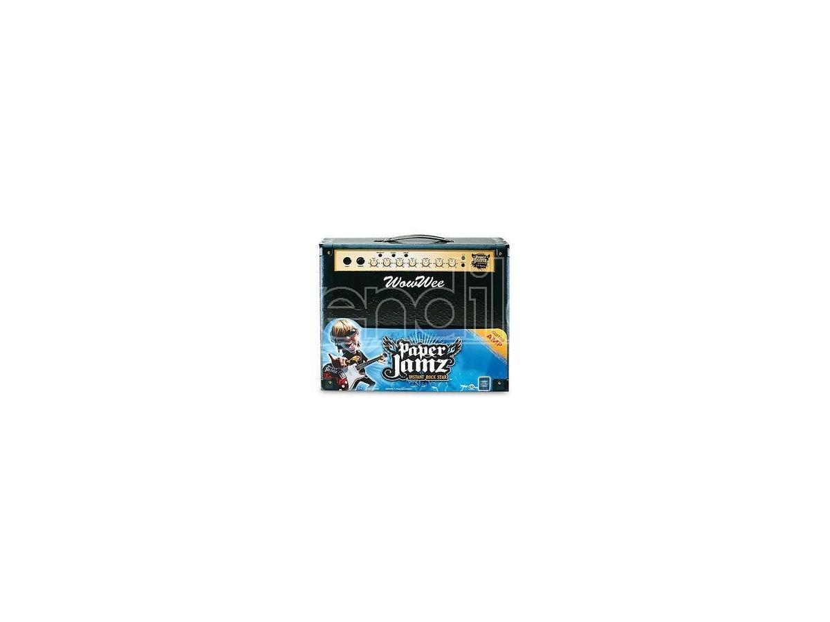 Gig - PAPER JAMZ AMPLIFICATORE NCR01491 NERO
