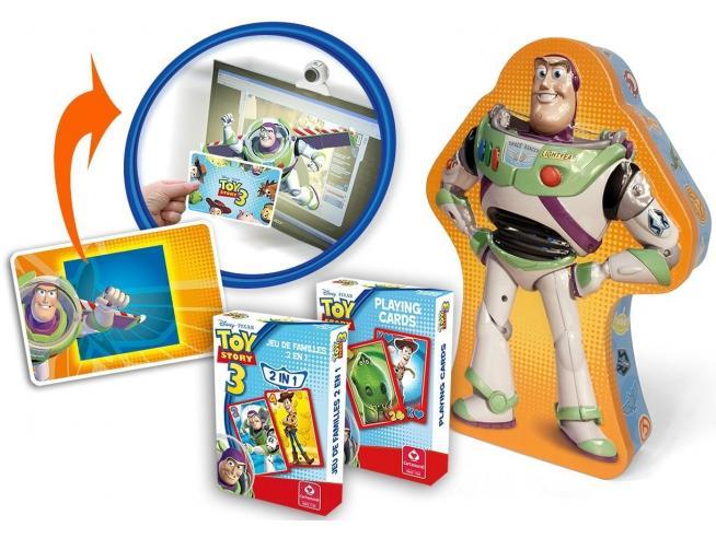 Carte da gioco Pama Toy Story Raccolta Giochi Cartamundi 34907