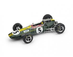 Brumm BM0590 LOTUS 33 J.CLARK 1965 N.5 WINNER INGHILTERRA GP 1:43 Modellino