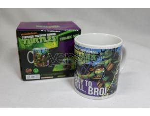 Tazza in ceramica Disney Turtles Tartarughe ninja Mug