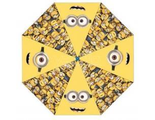 I MINIONS Ombrello giallo Automatico 48 cm Umbrella Despicable Me