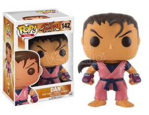 Funko Street Fighter POP Games Vinile Figura Dan 9 cm