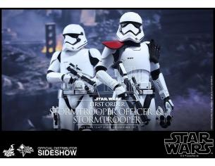 Hot Toys MMS335 Star Wars First Order Stormtrooper Officer - Action Figure