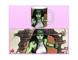 SEMIC WOMEN OF MARVEL SHE-HULK MUG TAZZA