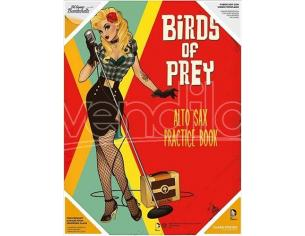 SD TOYS POSTER DC BOMBSHELLS BIRDS OF PREY GLASS POSTER