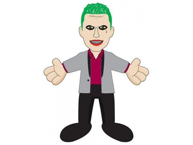 Bleacher Creatures Suicide Squad Joker 10 Peluche Peluches