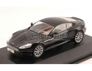 Oxford OXFAMDB9002 ASTON MARTIN DB9 COUPE' 2004 BLACK 1:43 Modellino