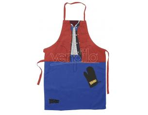 SD TOYS BTTF MARTY APRON AND OVEN MITT SET ACCESSORI CUCINA