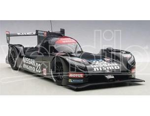 Auto Art / Gateway AA81577 NISSAN GT-R TEST CAR LE MANS 2015 LIMITED 1500 PCS 1:18 Modellino