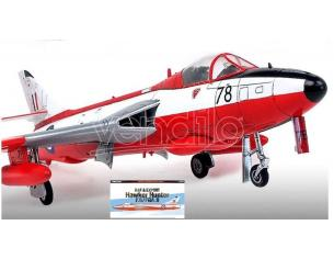 ACADEMY ACD12312 HAWKER HUNTER F.6/FGA.9 KIT 1:48 Modellino