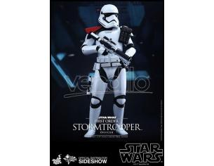 HOT TOYS SW 12 STORMTROOPER OFFICER FIRST ORDER ACTION FIGURE