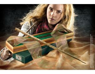 Bacchetta Magica Hermione Granger Harry Potter box Olivander Wand Noble Collection