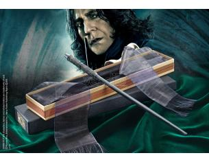 Harry Potter Bacchetta Magica Severus Piton Olivander Noble Collection
