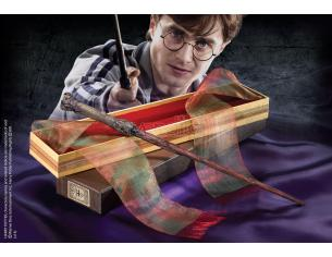 Bacchetta Magica Harry Potter con box Ollivander Wand Noble Collection
