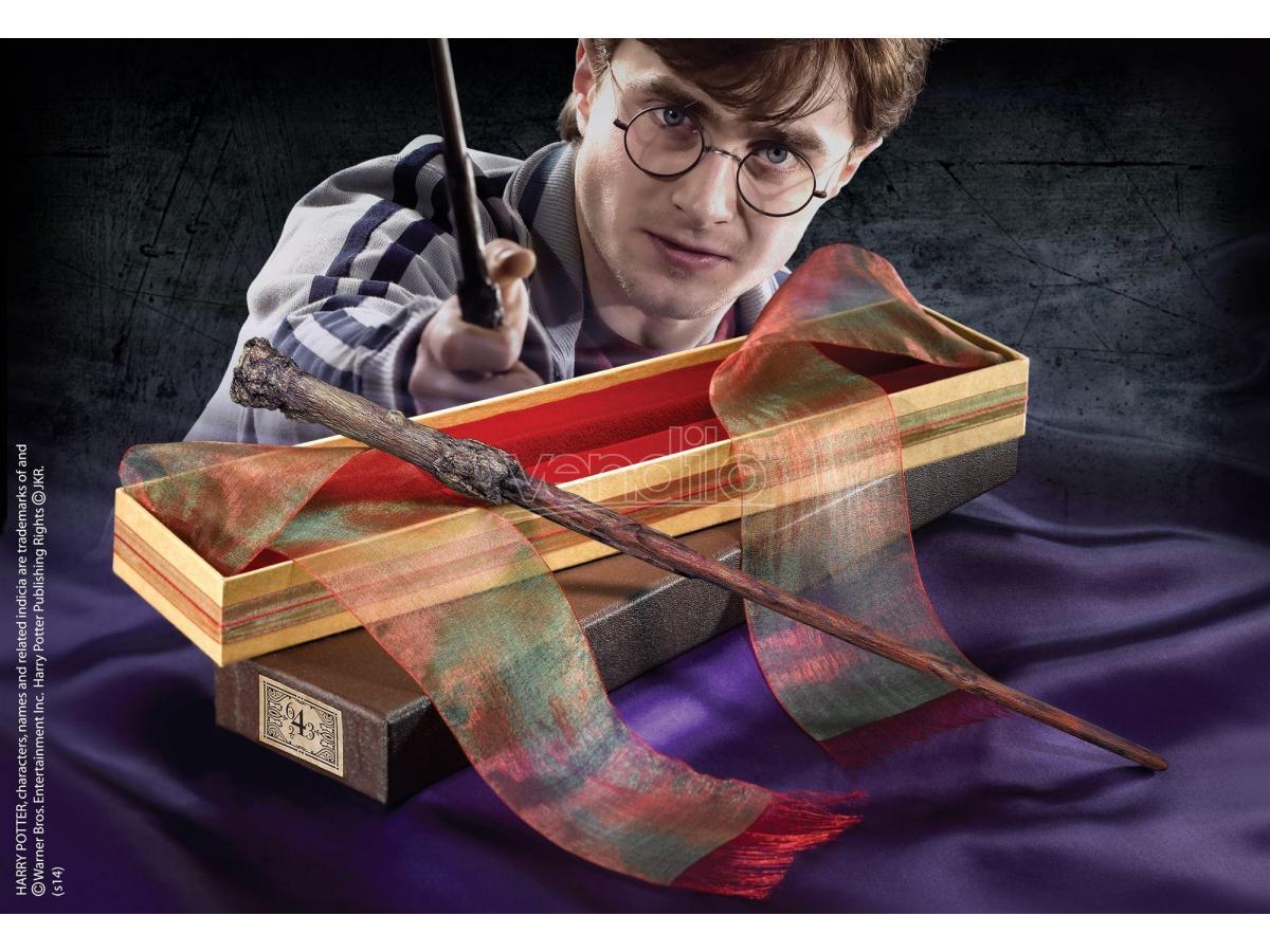 Bacchetta Magica Harry Potter Harry Potter Olivander Noble Collection