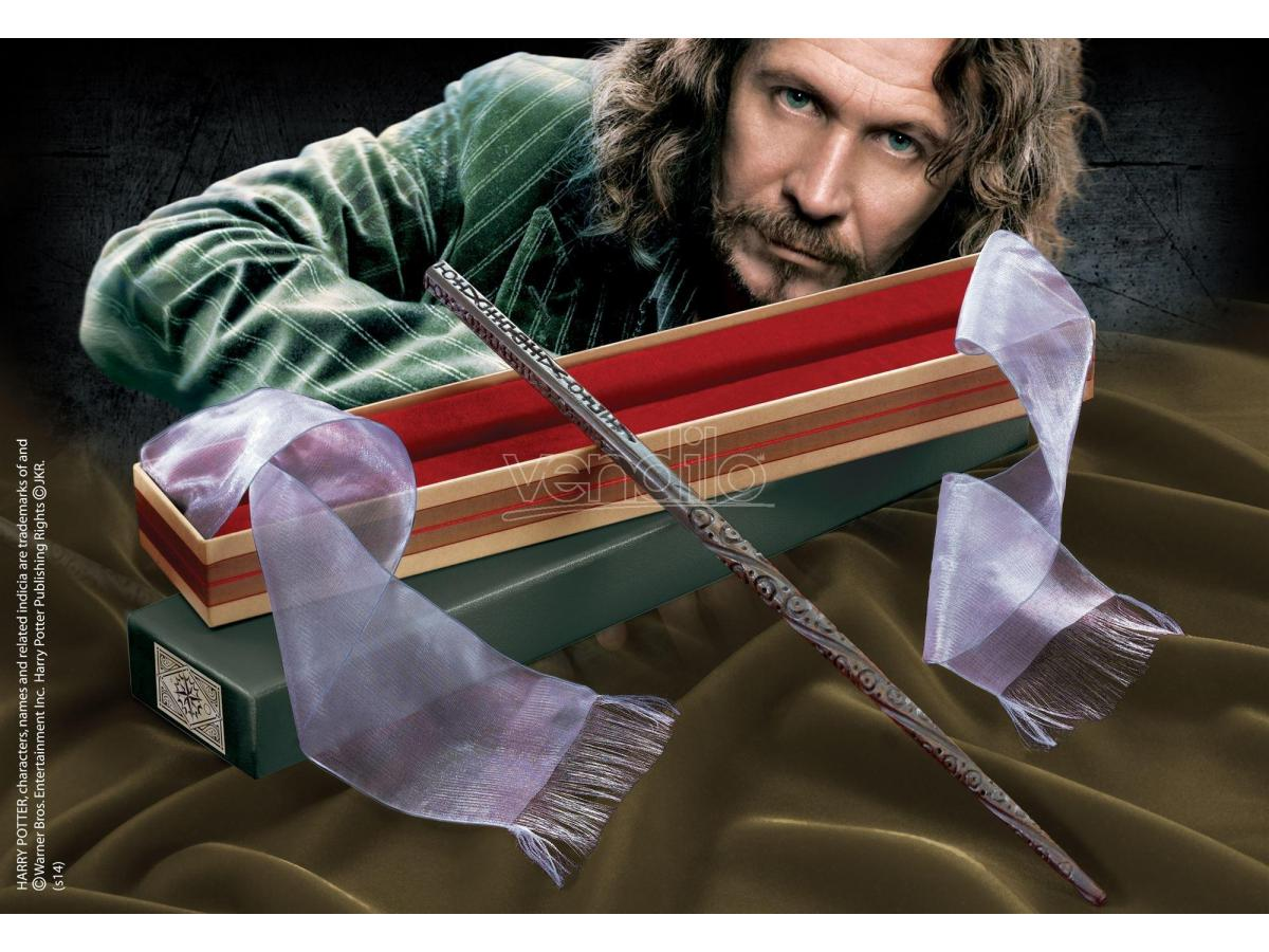 Bacchetta Magica Sirius Black Harry Potter Ollivander Noble Collection