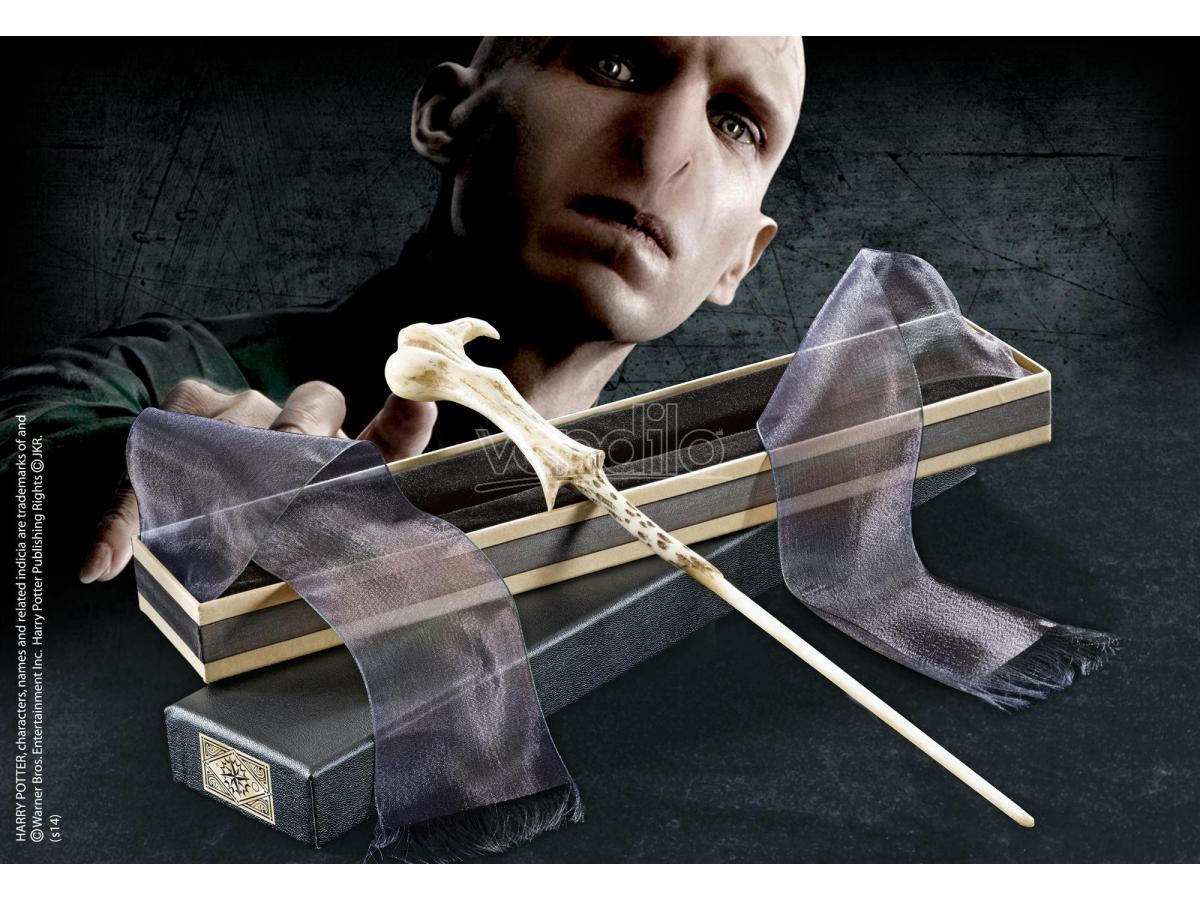 Bacchetta Magica Lord Voldemort Harry Potter Olivander Noble Collection
