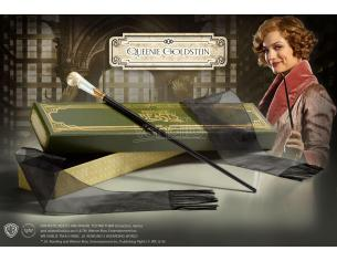 Bacchetta Magica Queenie Goldstein Animali fantastici box Ollivander Wand Noble Collection