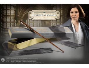 Bacchetta Magica Porpentina Goldstein Animali fantastici box Ollivander Wand Noble Collection