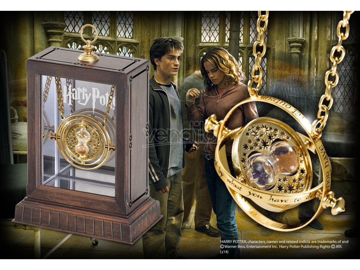 Harry Potter  Giratempo Medaglione Di Hermione Granger  Noble Collection
