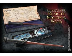 Harry Potter Bacchetta Magica Harry Punta Luminosa Telecomando Noble Collection