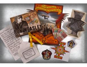 Cofanetto Harry Potter Box Collezione Ron Weasley Artefact Noble Collection