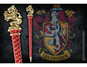 Harry Potter Penna Grifondoro Placcato Oro Noble Collection