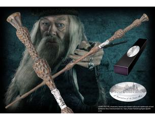 Bacchetta magica Albus Silente Harry Potter Wand Dumbledore Character Edition Noble Collection
