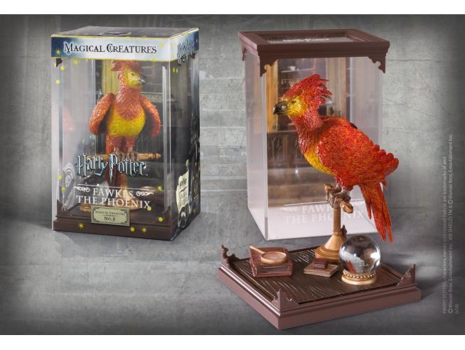 Harry Potter Creature Magiche Statua Fenice Fanny 19 Cm Noble Collection