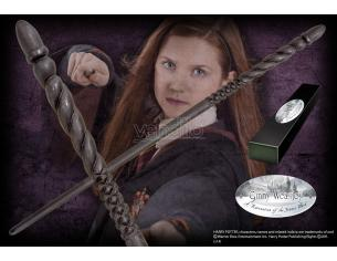 Bacchetta magica Ginny Weasley Harry Potter Character Edition Noble Collection