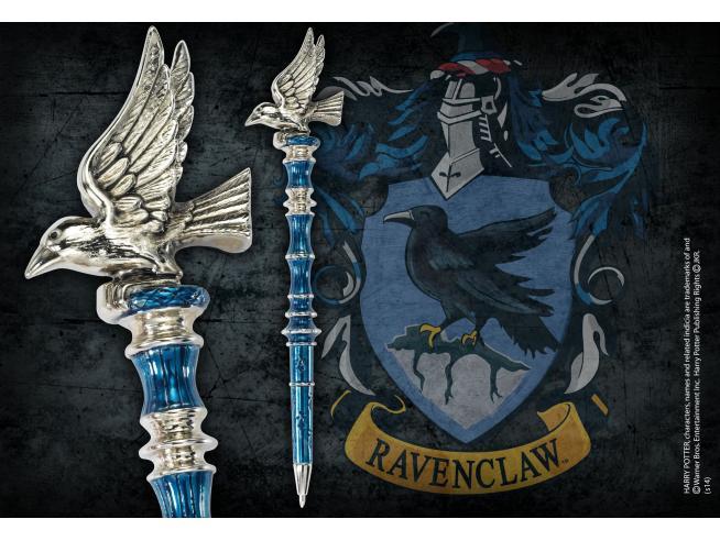 Harry Potter Penna Corvonero Placcato Argento Noble Collection