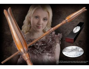Bacchetta Magica Luna Lovegood Harry Potter Wand CharacterEdition Noble Collection