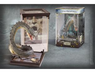 Harry Potter Creature Magiche Statua Basilisco 18 Cm Noble Collection