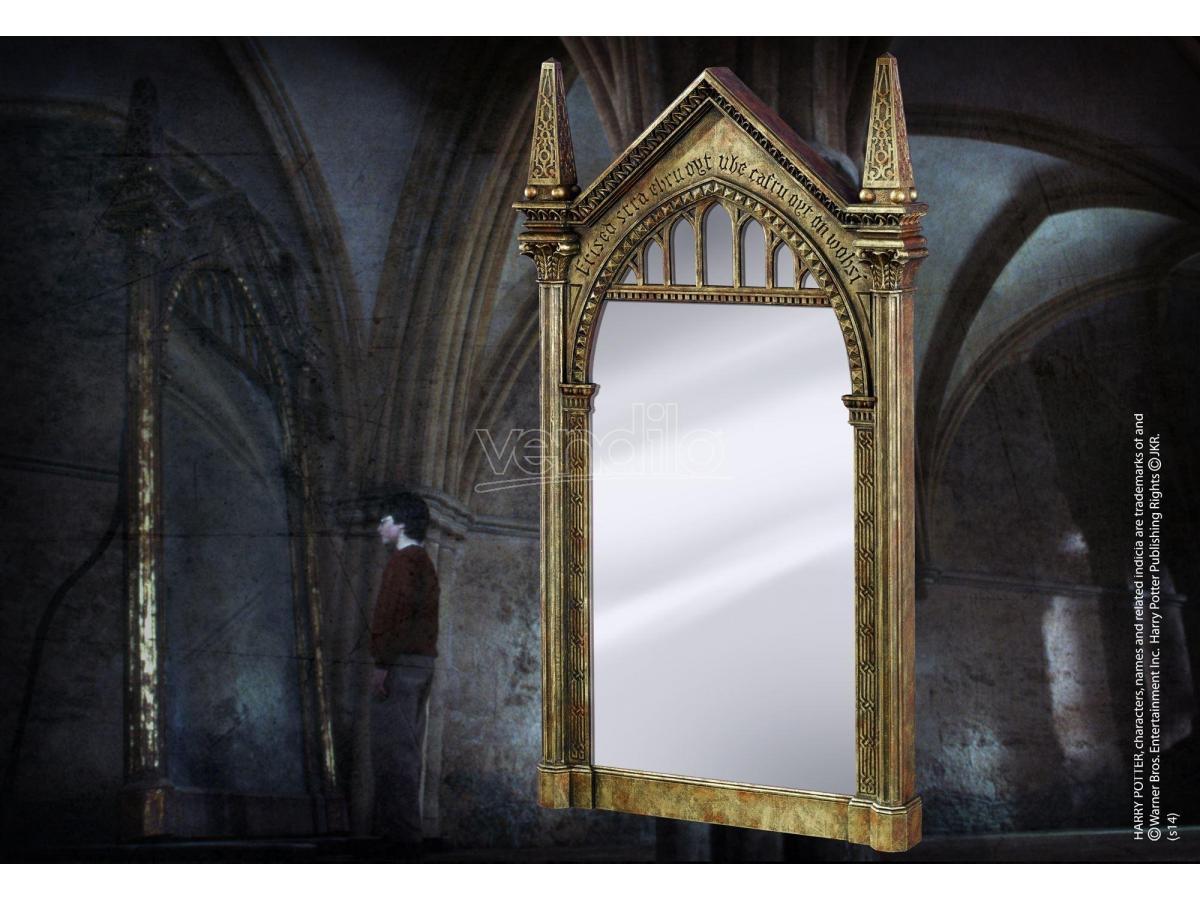 Specchio delle Brame Magico Replica Harry Potter Noble Collection