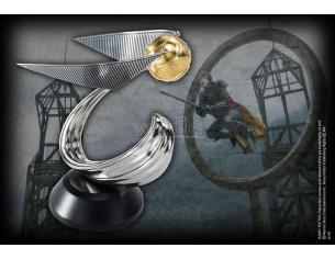 Harry Potter  Boccino D'oro Placcato Oro E Argento  Noble Collection