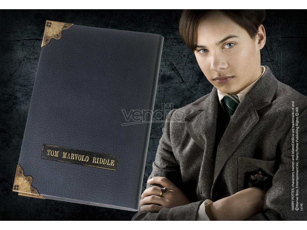 Diario Tom Marvolo Riddle Harry Potter 22 cm Noble Collection