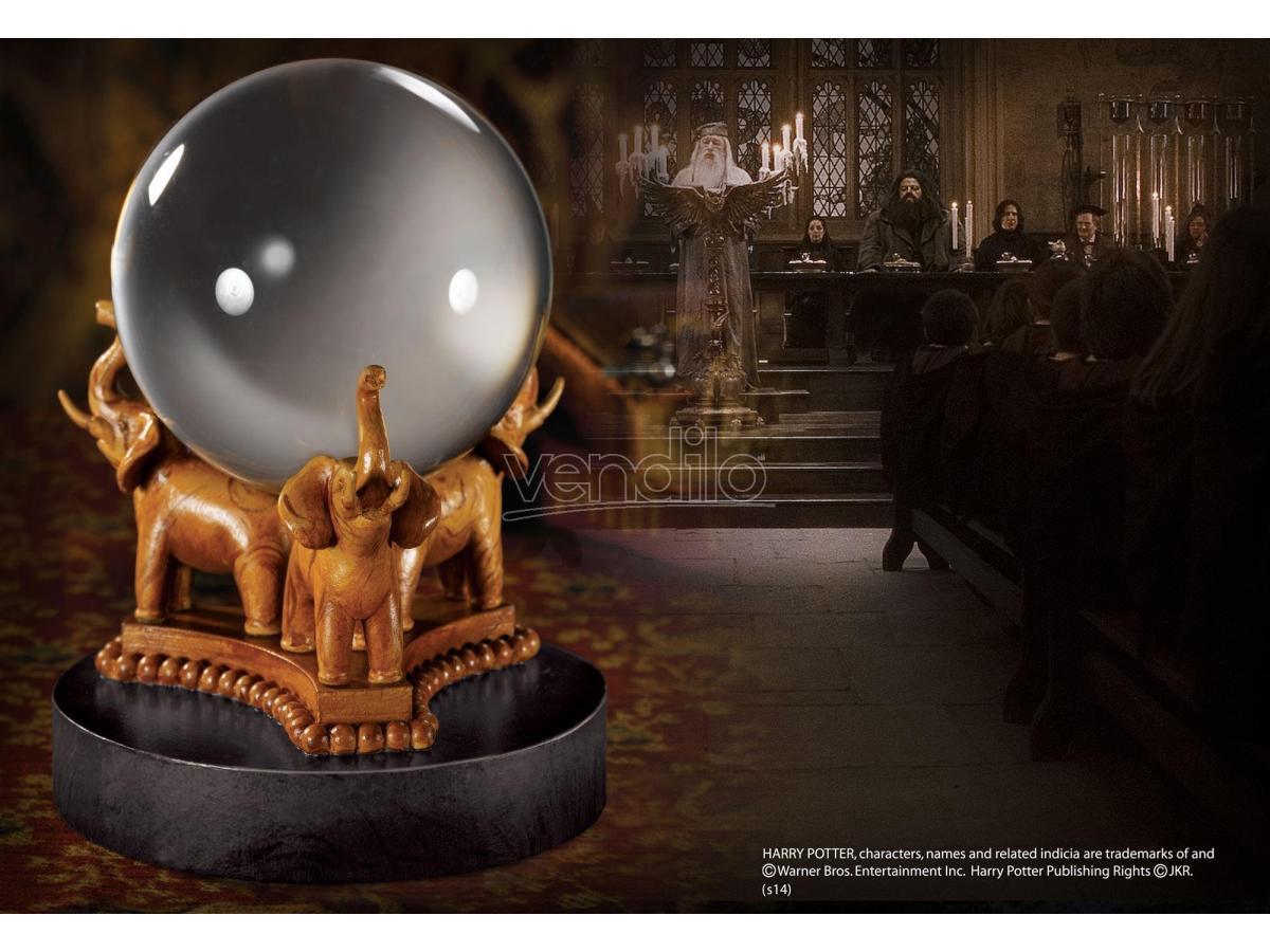 Harry Potter  Sfera Di Cristallo Divinatoria Replica  Noble Collection