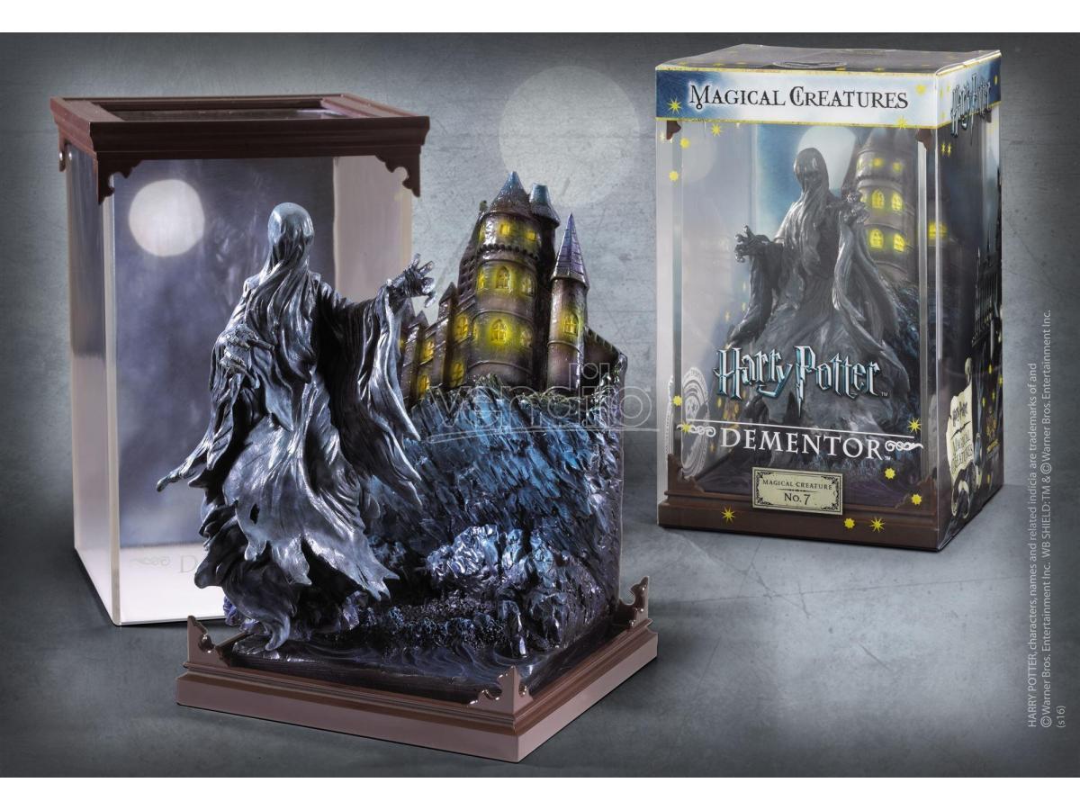 Creature Magiche Statua Dissennatore Harry Potter 18 cm Noble Collection