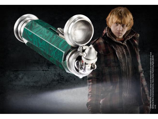 Deluminatore Ron Weasley Harry Potter Noble Collection