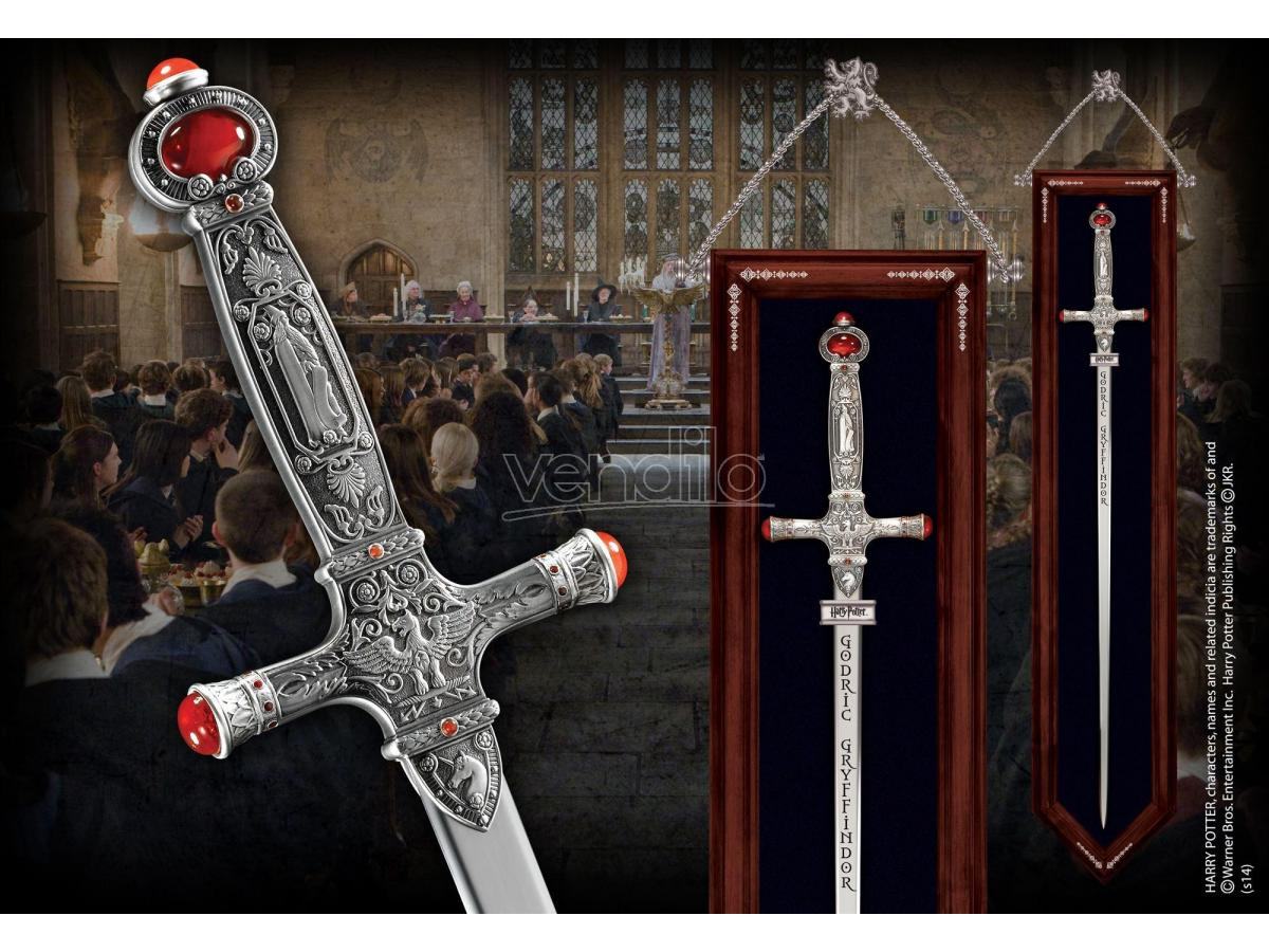 Spada Godric Grifondoro Replica Harry Potter 85 cm Noble Collection