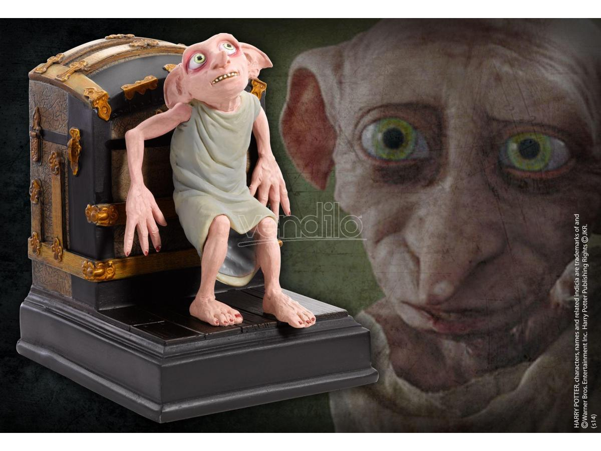 Fermalibri Statuetta Dobby Harry Potter 19 cm Noble Collection