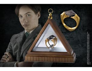 Harry Potter Anello Horcrux Orvoloson Gaunt Replica 1:1 Noble Collection