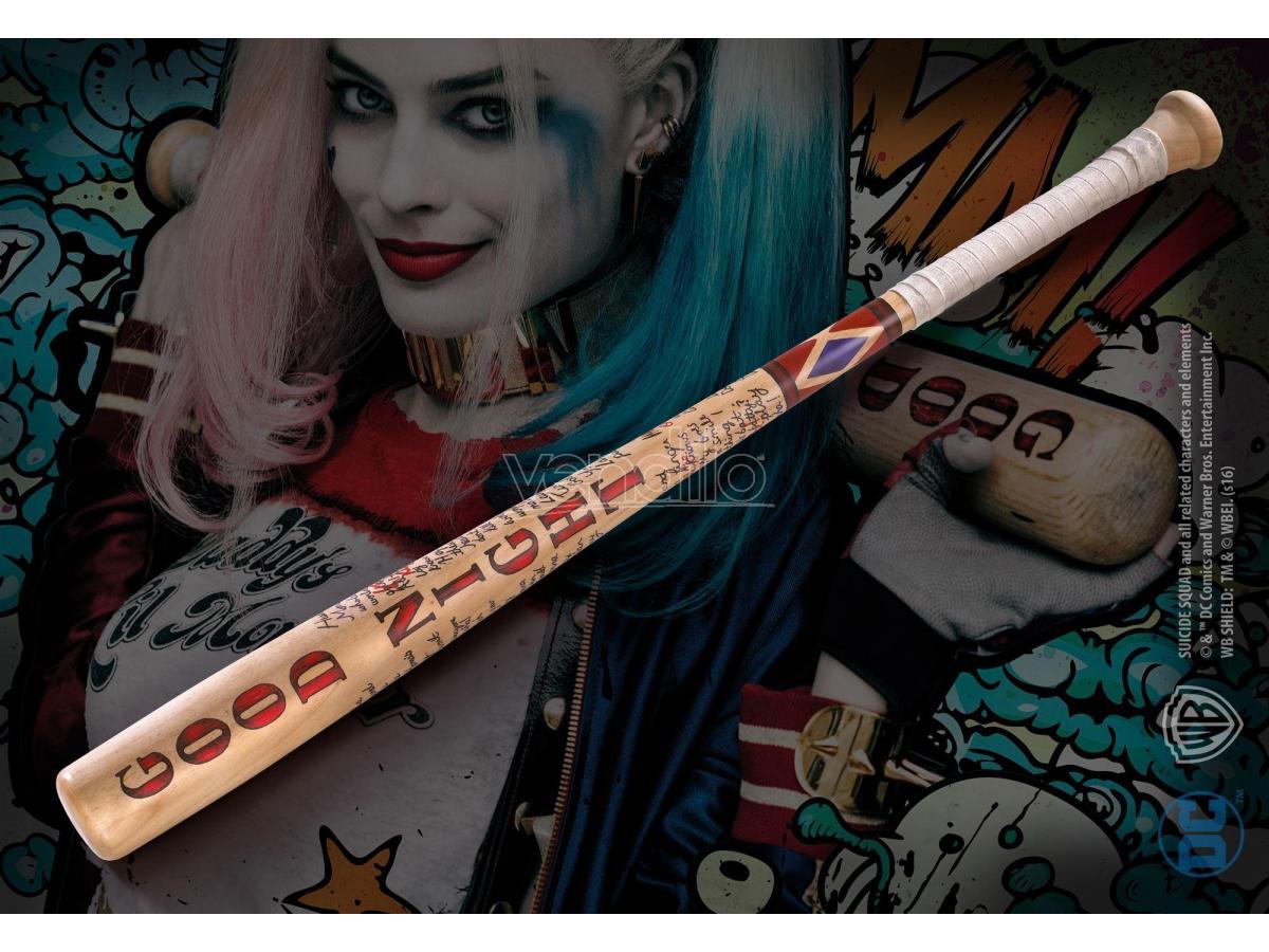 Mazza Harley Quinn Replica 1:1 Suicide Squad 80 cm Noble Collection