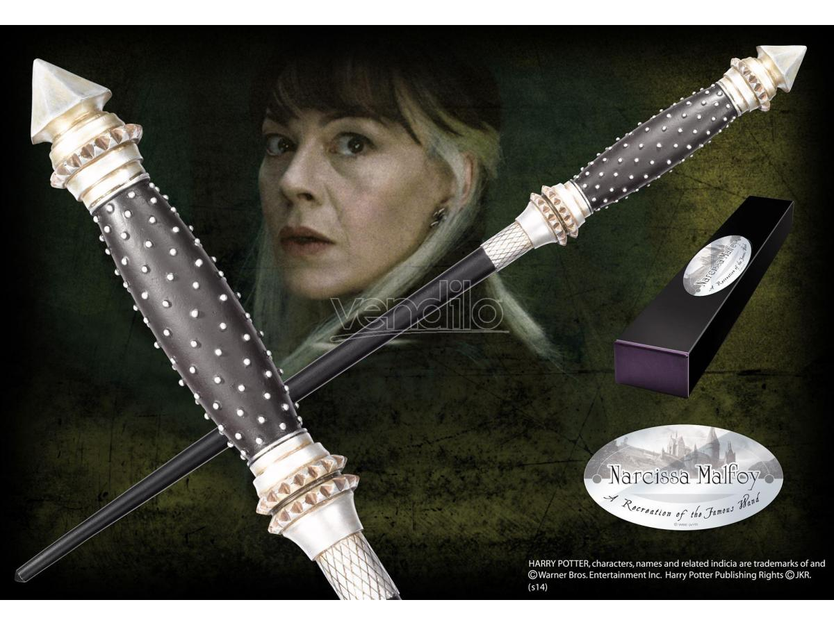 Bacchetta Magica Narcissa Malfoy Harry Potter Character Noble Collection