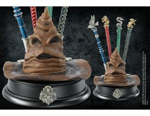 Cappello Parlante Portapenne Harry Potter Sorting Hat Display Stifthalter Noble Collection