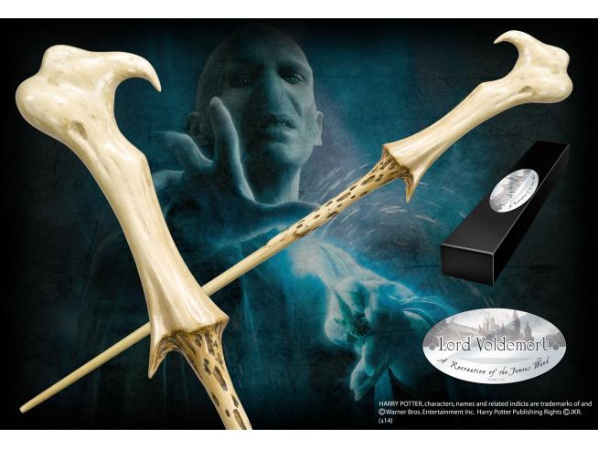 Harry Potter  Bacchetta Magica Lord Voldemort  Character Noble Collection